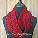 ACWC  Infinity Scarf pattern