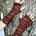 Elegance Fingerless Gloves pattern