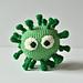 Corona Virus pattern