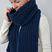 The Super Scarf pattern