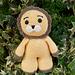 Mini Amigurumi Lion pattern