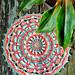 Mlathi Mandala pattern