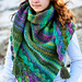Enchanted Forest Shawl pattern