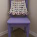 Textured Fan Baby Dress pattern