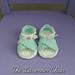 Crisscross Baby Sandals pattern
