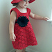Weeping Willow Toddler Dress pattern