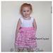 Sashay Ruffle Dress pattern