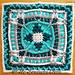 Suzanne's Frasera Mandala pattern