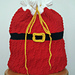 Standing Cable Santa Sack pattern