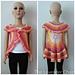 Chrysanthemum Circular Vest pattern
