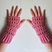 Madison Fingerless Gloves pattern