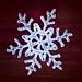 Snowflake #1 pattern