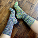 Honeydukes Socks pattern