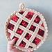 Berry Pie Pot Holder pattern