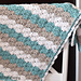 Shell Stitch Baby Blanket pattern