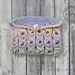 Broomstick Lace Pouch pattern