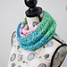 Equilibrium Infinity Scarf pattern