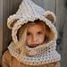 Baylie Bear Cowl pattern