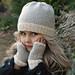 Lyla Hat/Mitt Set pattern