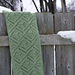 Leaves of Grass Cowl pattern