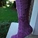 Reims Stockings pattern