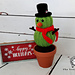 Stanley the Cactus Snowman pattern