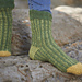 Polgooth Socks pattern