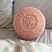 Flower Power Pillow pattern