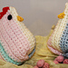 Chicken Critter - Just for Fun pattern