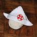 Paper Boat Hat pattern