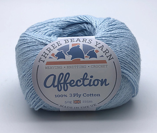 3Ply Affection Baby Blue