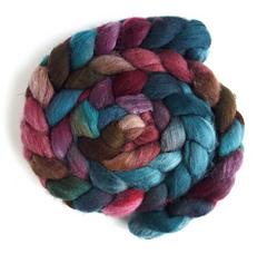 Hand Dyed Falkland Top 4 ounces