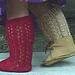American Girl Socks pattern