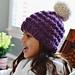 Snow Day Cozy hat pattern