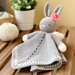 Sleepy Bunny Lovey pattern