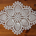 Pineapple Doily #7714 pattern