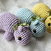 Amigurumi Hippo pattern