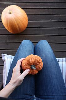 Crochet Pumpkin Patterns for Free - Crochet Now | 320x213