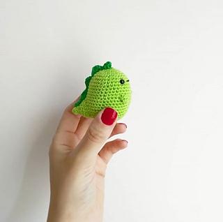 Roar! 10 Free #Crochet Dinosaur Patterns! - Moogly | 318x320