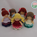 Amigurumi Mini ( Princess) Dolls pattern