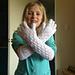 Elsa Gloves pattern