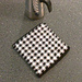 Gingham Plaid Pot Holder pattern