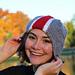 Ultimate Football Fan Helmet Hat pattern