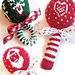 Christmas Baby Rattle Toy pattern