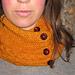 neck cozy pattern