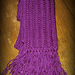 Easy Ribbed Scarf pattern