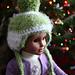American Girl doll beanie pattern