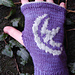 Game of Thrones: House Arryn Mitts Kit pattern