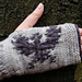 Game of Thrones: Night's Watch Mitts Kit pattern
