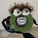 Green Street Monster Lens Critter pattern